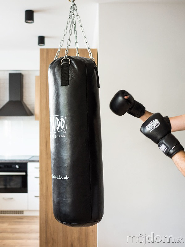 Boxovacie vrece Katsudo využíva