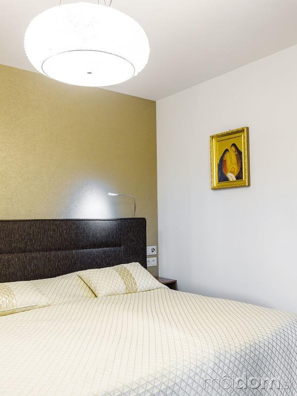 """Kvalitná """"hotelová posteľ"""" bola"""