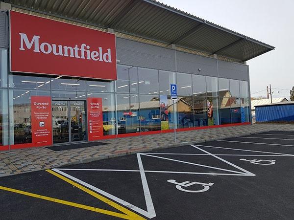 Mountfield po novom v