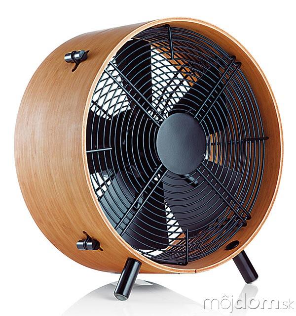 Drevený ventilátor Otto od