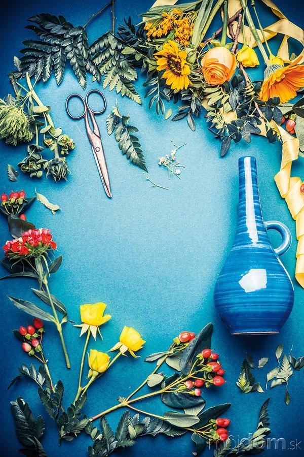 Tajné triky floristov: Ako