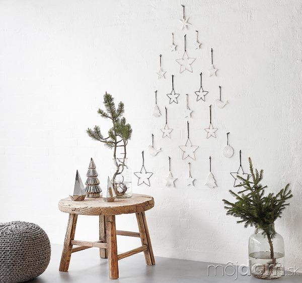 Ikonický stromček ideálny do