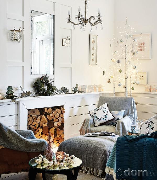 Kmoderným Vianociam patria stromčeky