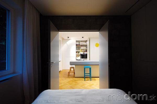Priehľady aprepojenie jednotlivých miestností
