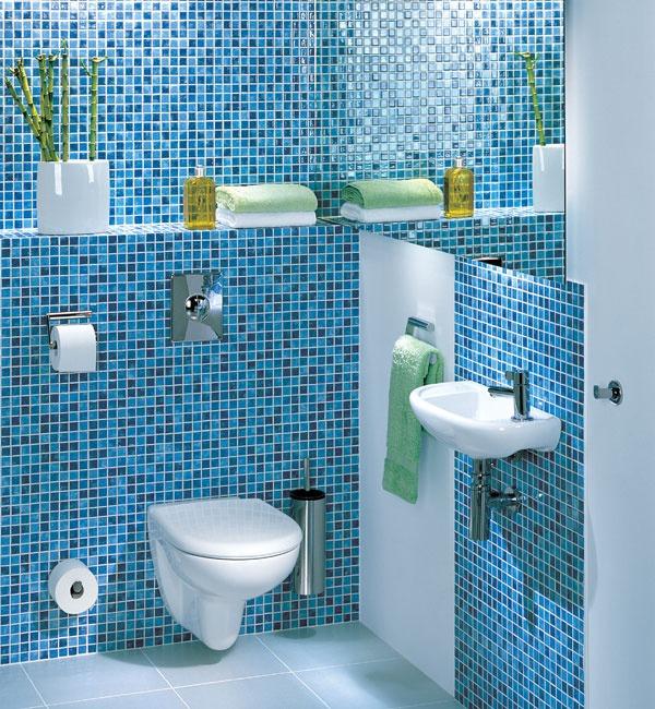 для изготовления какая плитка для маленькой ванной высокой плотности