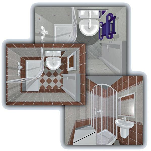 Malé sanitárne predmety a