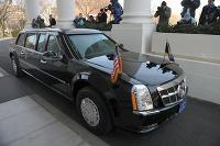 Americkému prezidentovi zlyhalo auto