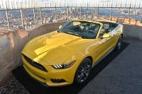 Ford Mustang na Empire