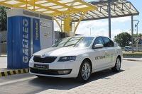 Škoda Octavia G-TEC prišla