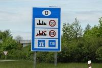 Nemecko - za jazdu