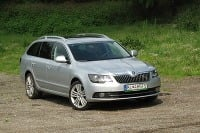 Škoda Superb Combi 2,0