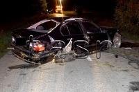 Vodič BMW nezvládol riadenie,