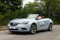 Opel Cascada 1,6 Turbo