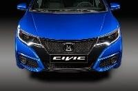 Honda Civic - facelift