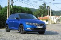 Nová Škoda Fabia 2014