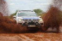 Volkswagen Tuareg to dokázal!