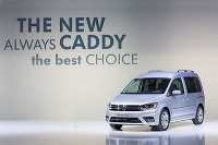 Volkswagen Caddy sa predstavil v poľskom meste Poznaň, kde je nový závod VW