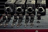 Rozoberanie motora Porsche