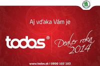 Todos - Dealer roka 2014
