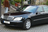 Mercedes triedy S 2005