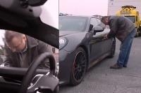 Porsche Panamera ukradnú za