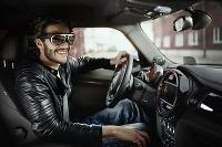 MINI Augmented Vision: Exkluzívny prototyp okuliarov prináša za volant nové funkcie