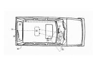 Jaguar si nechal patentovať stierač ovládaný pohľadom