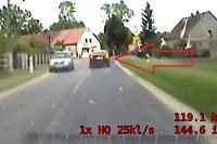 Nahaňačka policajtov s drogovým dílerom v Poľsku