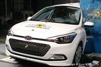 Crash Test EuronNCAP Hyundai