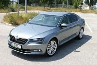 Škoda Superb 2,0 TDI
