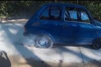 Aj Fiat páli gumy!