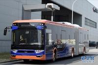 Čínsky autobus, ktorému nabitie trvá 10 sekúnd