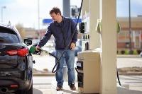 Stlačte nadol náklady za auto