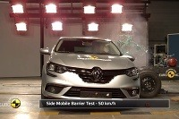 EuroNCAP crash test december