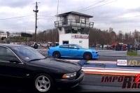 Impala SS vs Charger