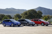 Volkswagen Passat, Golf, Sharan,