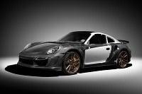 Porsche 911 Turbo S - karbónová karoséria