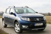 Dacia Sandero Stepway 0,9