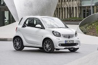 Smart Brabus ForTwo, ForTwoCabrio, ForFour 2016