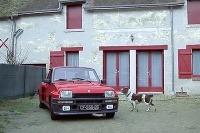 Renault 5 Turbo a Turbo 2