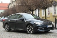 Kia Optima 1,7 CRDi Platinum