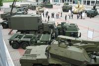 Medzinárodný veľtrh obrannej techniky Bratislava - IDEB 2016