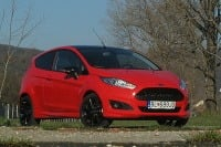 Ford Fiesta 1,0 EcoBoost SCTi Red Edition