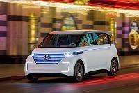 VW Budd-e koncept
