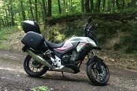 Honda CB500X – príjemné enduro