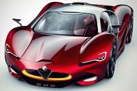 Alfa Romeo Furia koncept
