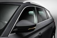 Ako prvý automobil značky ŠKODA môže byť prvé veľké SUV značky na prianie vybavené siedmimi sedadlami