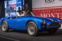 Prvá vyrobená Shelby Cobra
