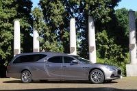 Maserati Ghibli ako pohrebák