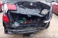 BMW 750 Li,oprava,Rusko,